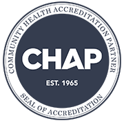 Community Health Accreditation seal
