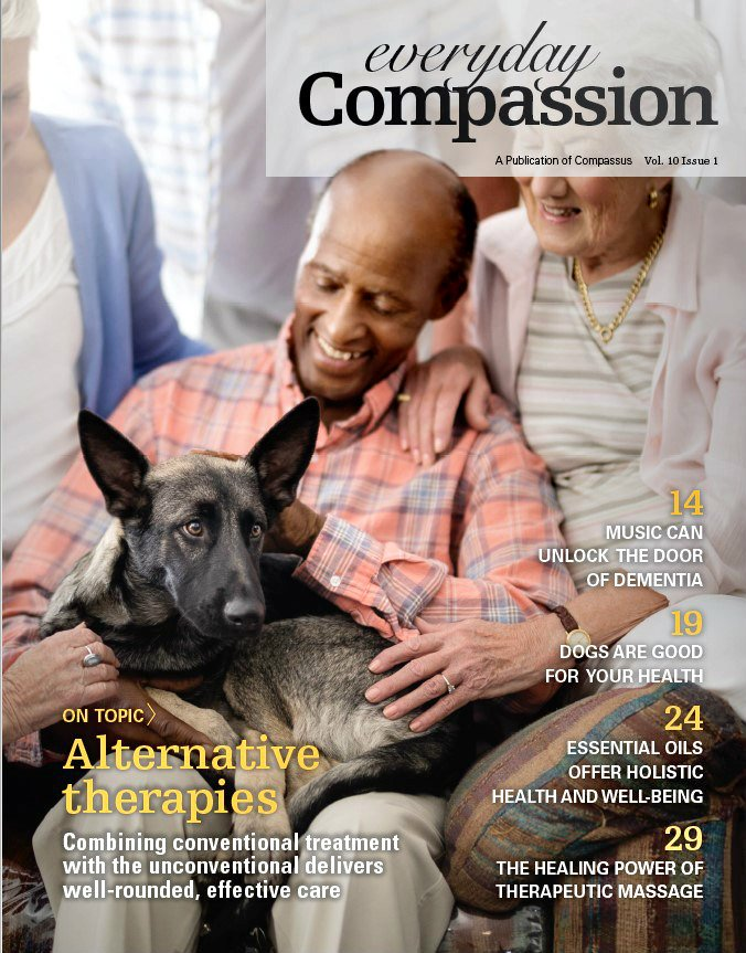 Everyday Compassion magazine
