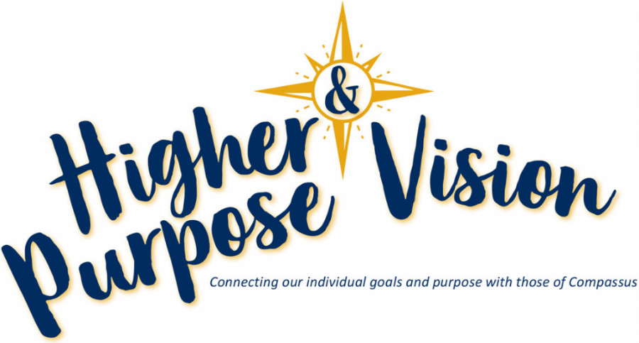 Higher purpose and vision