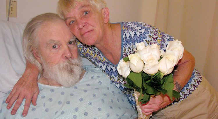 Renewing vows in hospice